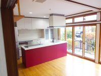 築30年の家を、和室の間取り変更で明るく居心地のいいLDKにリフォーム!