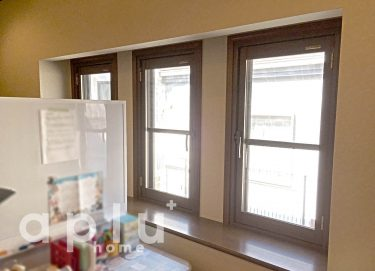 YKK プラマードU内開き窓(E9)複層3+A12+3