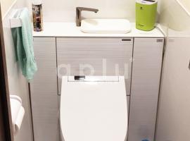 収納付きトイレでひろびろ空間を実現!