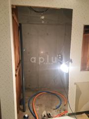 壁や配管なども交換となります。鉄の配管を樹脂製のものに交換することで漏水の心配もなくなりました。