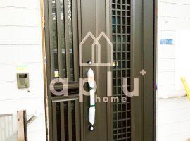 玄関ドアの交換【M83型 クリエモカ】