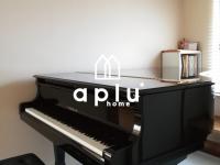 【プラマード】グランドピアノの設置に伴った、防音リフォーム!