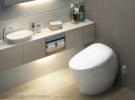 トイレが狭い!タンクレストイレで広々トイレへ!