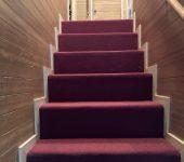 階段 【カーペット張替え】って出来るの?